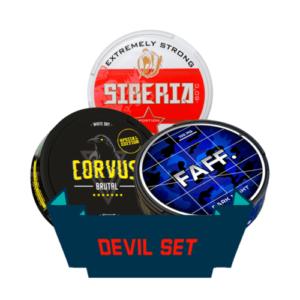 devil-set купить снюс