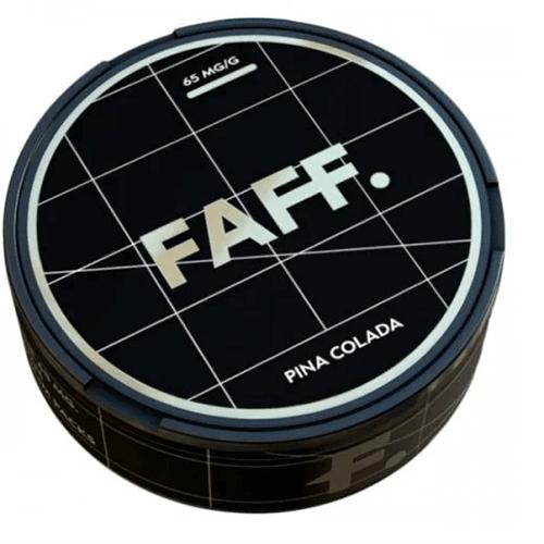 faff pinacolada
