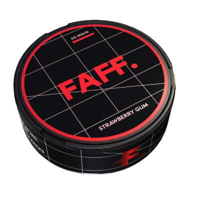 Faff strawberry