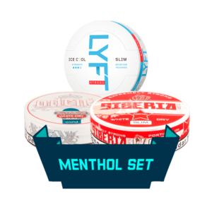 snus-menthol-set