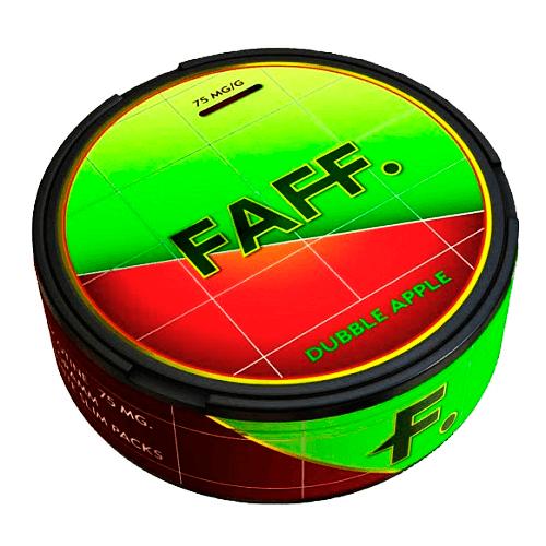 faff double apple