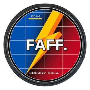 faff energy cola 150