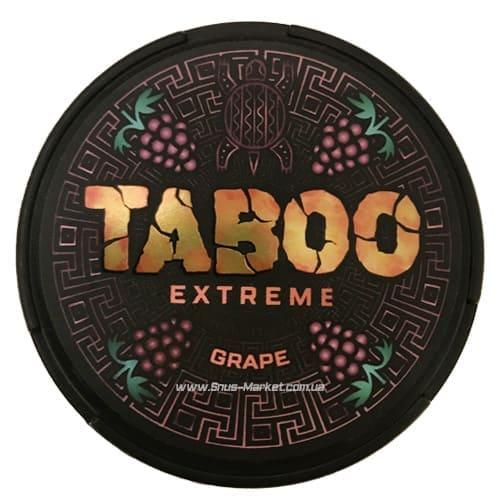 taboo grape