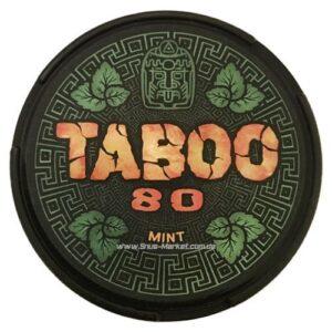 taboo mint