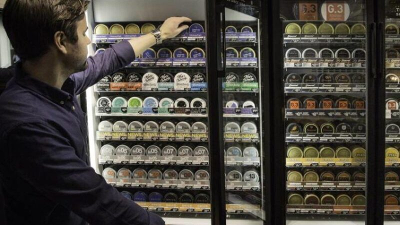 Снюс должен храниться в холодильнике?
